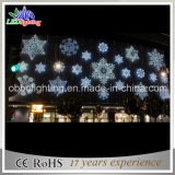 Licht van de Muur van de Decoratie van Kerstmis van de Hoek van het Hotel van de Villa van de LEIDENE het OpenluchtMuur van de Ster Lichte