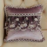 Migliore cuscino dell'ammortizzatore della manovella di Velvt della vita del sofà della decorazione della casa di disegno