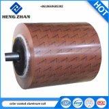 Plafond en métal de couleur aluminium recouvert de bobine de bande en forme de U panneau avec la norme ISO9001