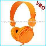 Cuffia promozionale del DJ di marchio su ordinazione con CE RoHS ed il prezzo di fabbrica