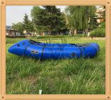 Для отдыхающих надувной плот упаковки с современным дизайном и сверхлегкий Packrafting Сделано в Китае