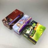 Modificar el rectángulo de papel del papel acanalado de la caja de embalaje del almacenaje para requisitos particulares plegable del regalo