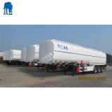 Autocisterna del camion di combustibile pesante serbatoio dell'acciaio inossidabile da 47000 litri che può trattare l'alta acqua di Salinty