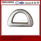 De D-vormige ring van de Legering van het metaal