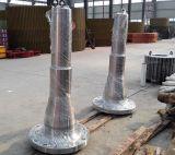 Industrielle kundenspezifische heiße Schmieden-Führungs-Stahlwelle