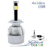 Auto luz de porta quente da boa vinda do carro do diodo emissor de luz da venda da luz H4