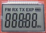 Положительный модуль Cog LCD предпосылки Tn серый