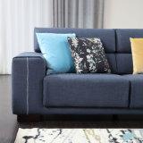 تصميم [نورديك] زرقاء ركن أثاث لازم بناء أريكة لأنّ بيتيّة