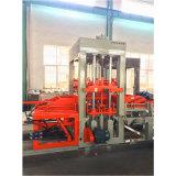 Máquina automática de la construcción de la máquina del ladrillo del concreto que se enclavija y del cemento