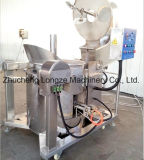 Máquina automática comercial de Popper do milho da chaleira da fonte da fábrica para a venda