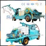 China-Lieferantnasse Shotcrete-Maschine 40m3/H für Bergbau-Projekt