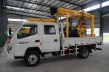hydraulischer LKW eingehangener Kran 7-100ton