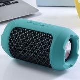 Mini altofalante de Bluetooth de pano com FM e USB da sustentação