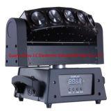 indicatore luminoso capo mobile 14CH/30CH del fascio di 5eyes LED RGBW 4in1