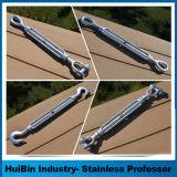 Type galvanisé par électro tourillon de crochet de l'acier du carbone de bâti de support d'OEM JIS et d'oeil de cc