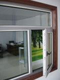 [ثرمل-برك] فينيل [بفك] شباك نافذة مع حبة خشبيّ