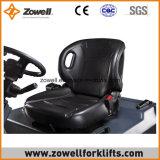 Heißes Verkaufs-Cer 6 Tonne Sitzen-auf Typen elektrischer Schleppen-Traktor