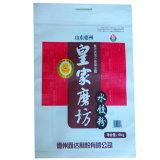 La Chine a feuilleté le sac non tissé pour le maïs de riz de farine d'emballage