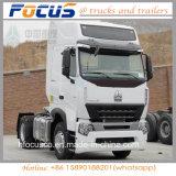 Bester chinesischer Traktor Sinotruck 6*4 336HP 371HP 420HP Zz4257V3249W