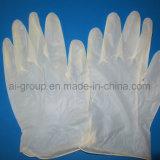 Медицинские ясно порошок Freedisposable виниловых перчаток с Aql: 1.5/2.5/4,0