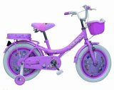 Beautiful Basket Girls Children Bicycle / Alibaba Express Ce Bicycle Child Carrier / 14 Inch Exercise Bike, modelo novo Bicicleta infantil