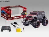 子供のためのお偉方が付いている4つの機能R/C車のおもちゃ