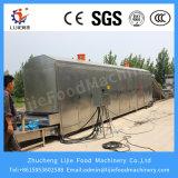 Circulação de ar quente do secador de vegetais na máquina/secador de processamento de frutas e produtos hortícolas