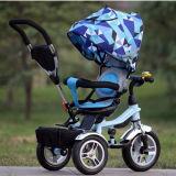 Bébé de haute qualité Tricycle Tricycle Tricycle de bicyclettes pour enfants Les enfants