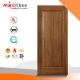 中国の安い固体材木木ドア