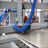PVC 목제 플라스틱 건축 기구 위원회 장 격판덮개 기계
