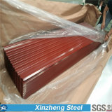 Prepainted波形の鋼鉄屋根ふきシートカラー屋根ふきシート