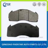 Almofada de freio resistente do caminhão das auto peças sobresselentes do Nenhum-Ruído