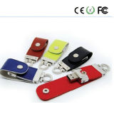 Business USB Metal Carabiner Gancho 16GB USB Flash Drive (DSK)