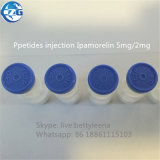 Peptide Ipamorelin 2mg Ipamorelin injectable d'hormone de gain de muscle
