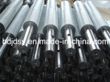 CNC Machining Knurling Shaft mit Zinc Plating