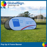 Шанхай Globalsign Hot Selling Pop вверх Frame Banners