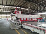 preço de fábrica na janela de alumínio de alta precisão máquina de corte CNC