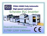 Machine de laminage de papier entièrement automatique Yfma-1050g High-Speed