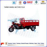3台の車輪の貨物オートバイ
