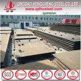 Piatto d'acciaio laminato a caldo di resistenza alle intemperie E24W 4 Corten