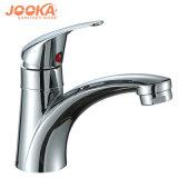 高品質衛生製品の低価格亜鉛蛇口の単一のレバーのクロム冷水の浴室の洗面器のコック