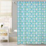 불가사리 디자인 PEVA는 목욕탕을%s 곰팡이 증거 샤워 커튼을 방수 처리한다