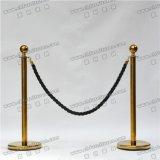 金のステンレス鋼のガラス柵の手すりの手すりYc-N01