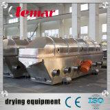 Estática do transportador vibratório de camada única máquina de secagem do leito de malha