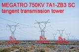 Megatro 750kv 7A1-Zb3 Sc-Tangente-Übertragungs-Aufsatz