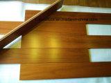 フォーシャンの自然な防水チークの木製のフロアーリング