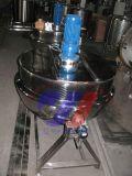 Caldeira de cozimento com aquecimento automático a vapor de 600 L