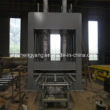Machine froide hydraulique de presse de travail du bois pour le contre-plaqué