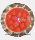 工場価格のベストセラーの缶詰にされた皮をむかれたトマト