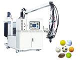 Máquina que hace espuma de la tensión de la espuma de poliuretano de la inyección anti de la bola